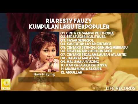 Ria Resty Fauzy - Kumpulan Lagu Terpopuler