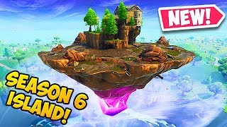 NEW *SEASON 6* SECRET MAP SPOTS! - Fortnite Funny Fails and WTF Moments! #335