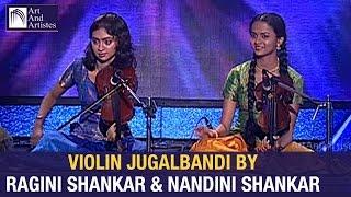 Ragini Shankar & Nandini Shankar | Violin Jugalbandi | Raag - Ahir Bhairav | Idea Jalsa