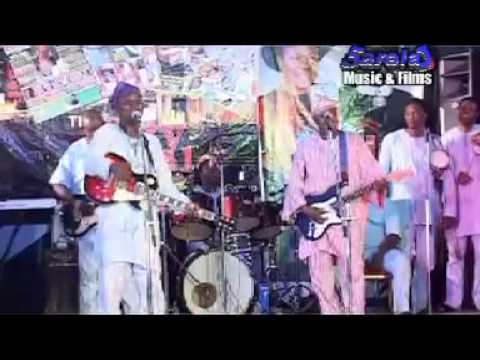 King Sunny Ade & Chief Ebenezer Obey -Juju Music Legends - (Official Video) Pt4
