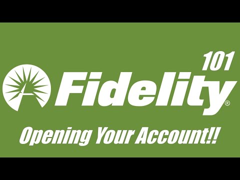 Fidelity Investments 101: Opening a Brokerage Account (2020 Update) | Dividends, Stock, Investing