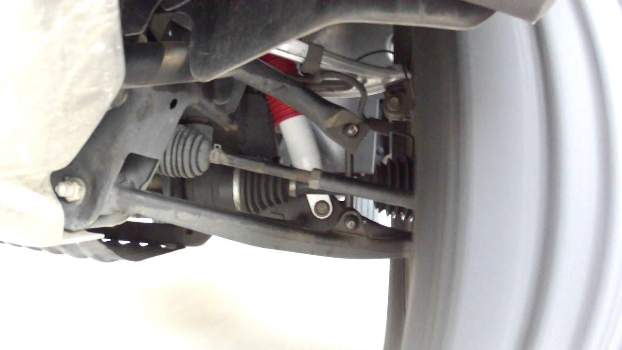 H3 Hummer Front suspension gopro  YouTube