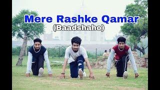 """Mere Rashke Qamar"""" Song   Baadshaho   Ajay Devgn, Ileana, Nusrat & Rahat Fateh Ali Khan, Tanisk"""