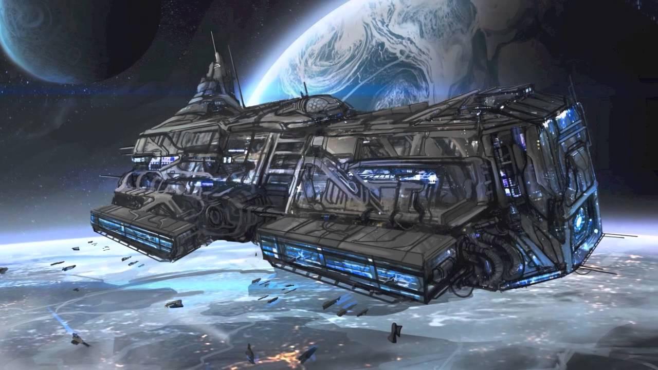 Скачать звук взлет космического корабля