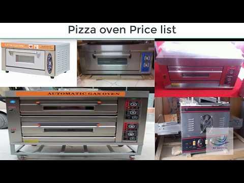 Pizza oven price list or Pizza oven Price in Delhi or India
