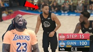 NBA All-Star Game | Sabotaging Team Stephen Curry!! NBA 2K19 MyCareer Ep 31