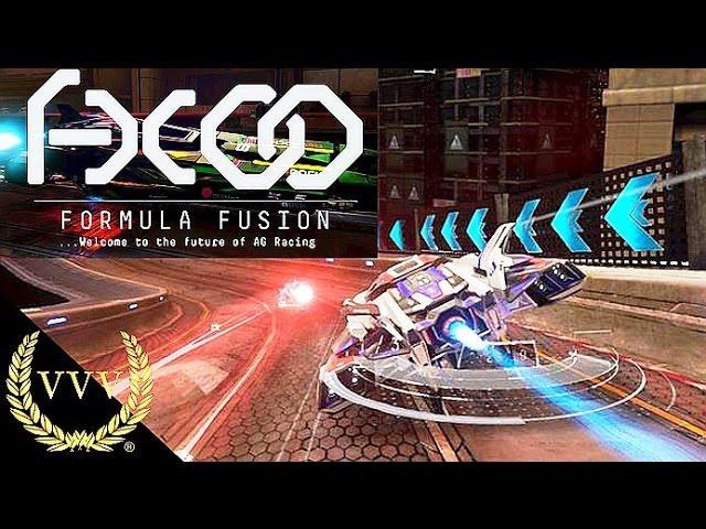 Formula Fusion Gameplay