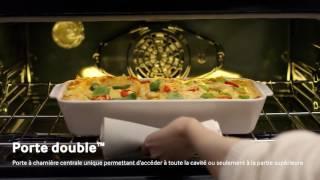 Cuisinières Samsung à porte double NE59J7850 - NY58J9850