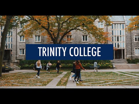 Our Favourite Places - Trinity College