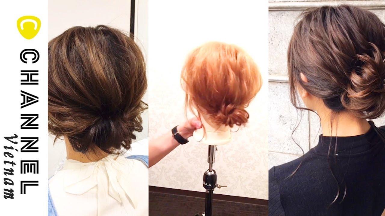 Tạo kiểu tóc với 3 cách làm đơn giản