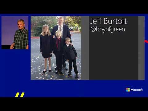 TechDays 2017 - Jeff Burtoft - Progressive Web Apps and Why Windows Love Them