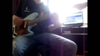Safe European Home-The Clash Guitar Cover