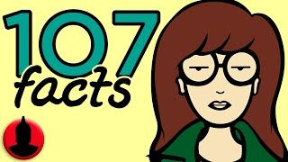 107 Daria Facts YOU Should Know - (ToonedUp #148) | ChannelFrederator