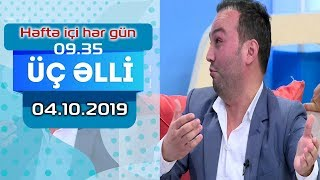 Əlikram Bayramov efirdə özünü görüb ŞOKA DÜŞDÜ - Üçəlli