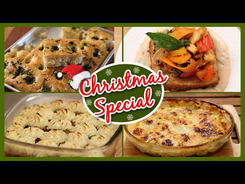 Christmas Eve Recipes | Dinner Recipes | Rajshri Food