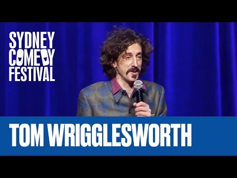 Tom Wrigglesworth @ Cracker Night 2014