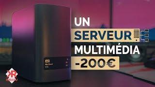 Un NAS pour moins de 200€ : Western Digital My Cloud EX2