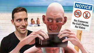 Beach Body Horror - A Story of Us Funny Moments