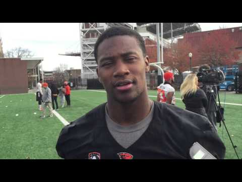 Oregon State football: Beavers seniors talk about last game in Reser Stadium