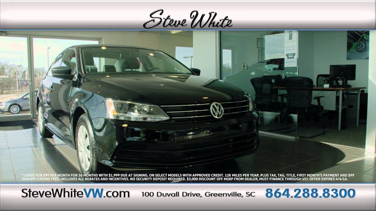 Steve White Vw >> Steve White Vw March Commercial Jetta