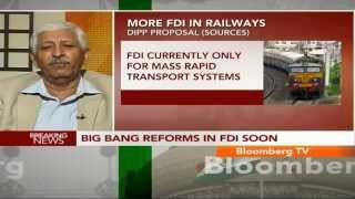 Political Capital- Big Bang Reforms In FDI Soon