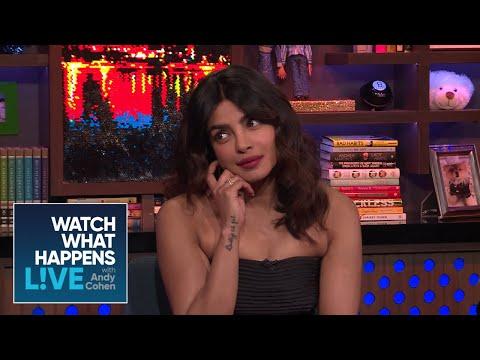 Priyanka Chopra Spills The Tea About The Royal Wedding   WWHL
