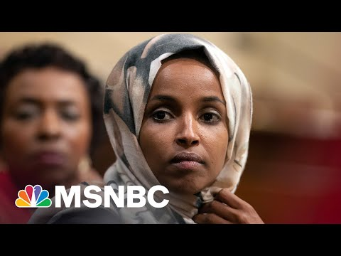 Chris Hayes On Rep. Ilhan Omar's Call For Justice For Victims Of War Crimes