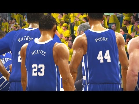 NCAA Basketball 10 2016 2017 Season Penn State Nittany Lions vs Michigan Wolverines