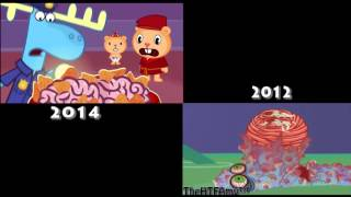 old vs new shed mov htf version 2012 vs 2014