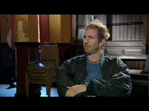 Spaced  Paul Kaye talks about his role as 'Hoover'