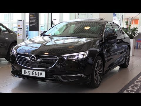 Opel Insignia 2018 In Depth Review Interior Exterior