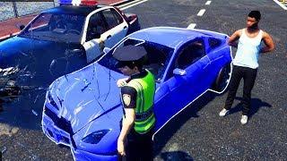 Ärger auf den Straßen - Police Simulator Patrol Duty Gameplay German