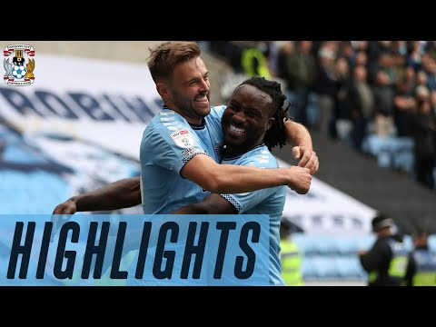 Coventry Derby Goals And Highlights