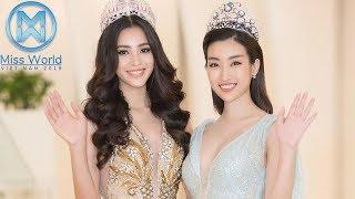Miss World Việt Nam 2019 chính thức bắt đầu | Đồng hành cùng MWVN 2019 - Tập 1