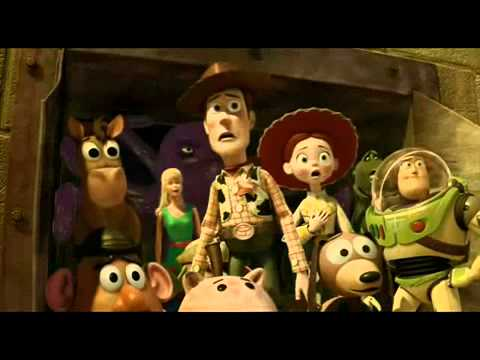 Youtube Poop Toy Story 3 Woody Loses His Dinner Youtube