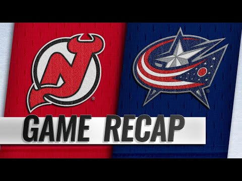 Blue Jackets ride hot start to 4-1 win against Devils
