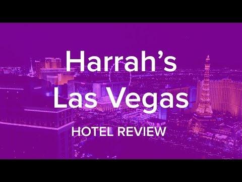harrah's-las-vegas---hotel-review-tour---room,-restaurants,-casino