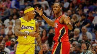 Lakers Pass on Julius Randle! Sign Rajon Rondo! 2018 NBA Free Agency