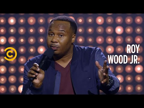 Roy Wood Jr. Can't Walk Out of Best Buy Without a Bag - Roy Wood Jr.: Father Figure