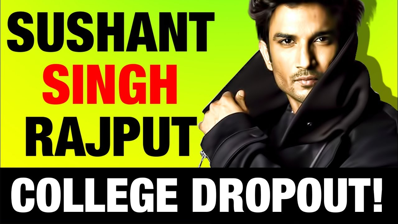 Journey of Sushant Singh Rajput | How a college dropout became a successful Bollywood actor