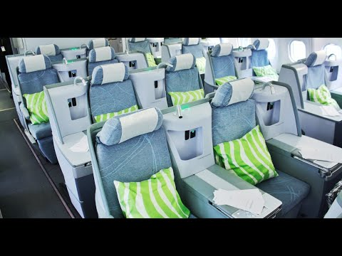 Insider Look: Finnair's A330 Business Class, Helsinki to New York JFK