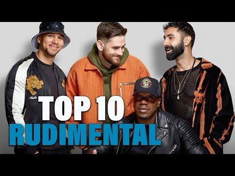 TOP 10 Songs - The Rudimental