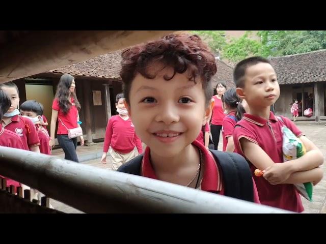 Tìm hiểu văn hóa bữa cơm gia đình Việt Nam - Khối 2 TH Vinschool