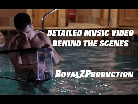 Detailed Music Video Behind The Scenes | RoyalZProduction