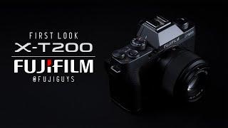 Fuji Guys - FUJIFILM X-T200 - First Look