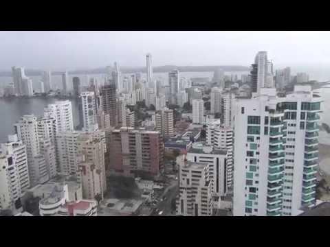 Cartagena de Indias, Colombia Mayo 2014 Video 1/2