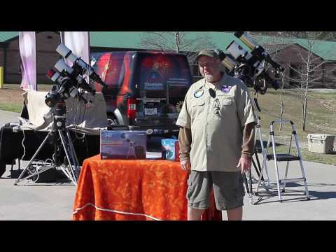 CBSAP at Kedron Elementary School Solar Astronomy March 8th 2017