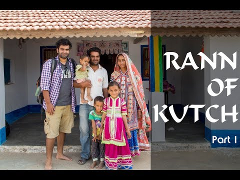 FINDING ACCOMMODATION IN KUTCH | RANN OF KUTCH | PART 1