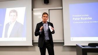 President Invites | Peter Ruzicka - CEO Orkla ASA