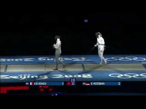 Romania vs Germany - Fencing - Women